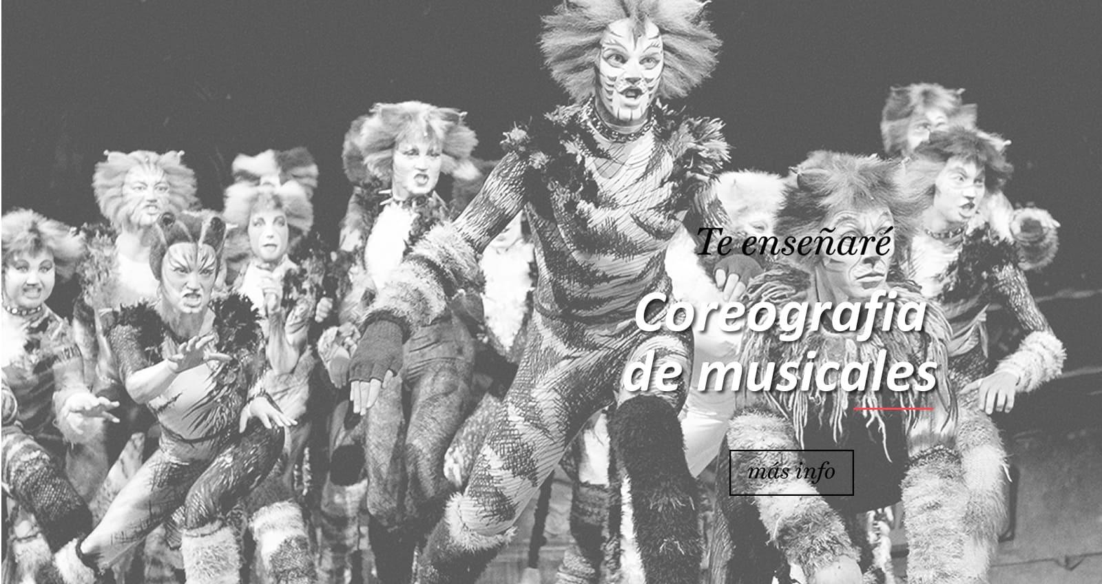 aprende a bailar coreografia de musicales