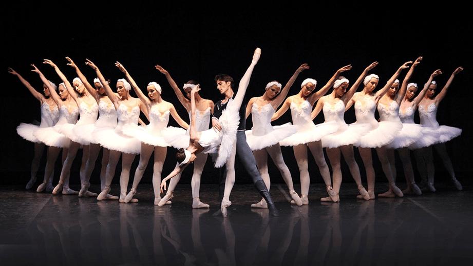 la belleza del ballet clásico