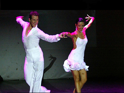 bailar merengue, baile latino