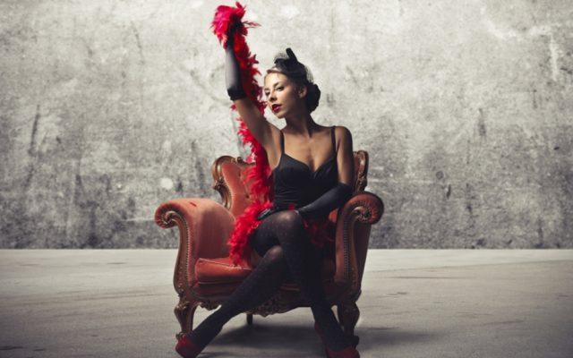 Bailar baile burlesque