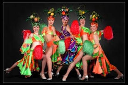Bailes cubanos y latinos: mambo