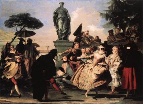 Ballet Cortesano Barroco